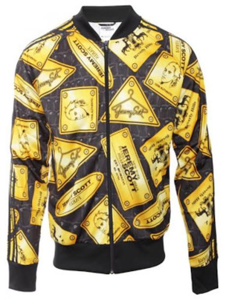 jacket jeremy scott