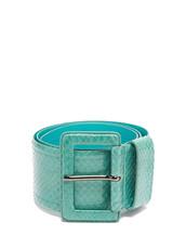 belt,waist belt,blue