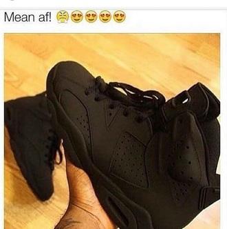 shoes black jordan jordan's black sneakers jordans black shoes black jordans
