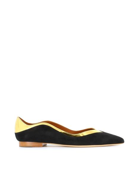 Malone Souliers Ballerina penelope Flat in black