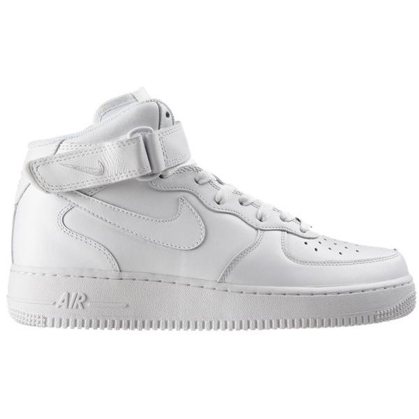 City Gear Air Basketball On White Nike Force 1 Shoe Mid CxS8qZ