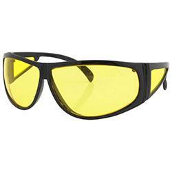 BIEN Black/Yellow Sports Sunglasses