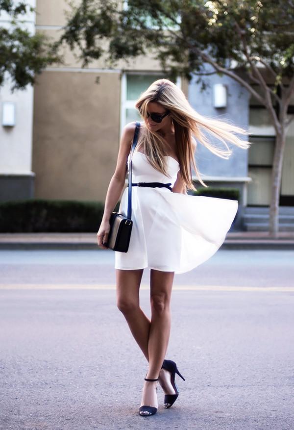 sunglasses dress bag shoes