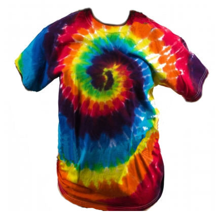 Dye short sleeve t