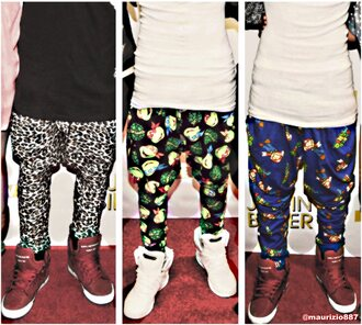 pants justin bieber menswear urban menswear
