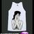 Rihanna Shirt Tshirt Singlet Vest R10245 Tank Top - Tanks Tops & Camis | RebelsMarket