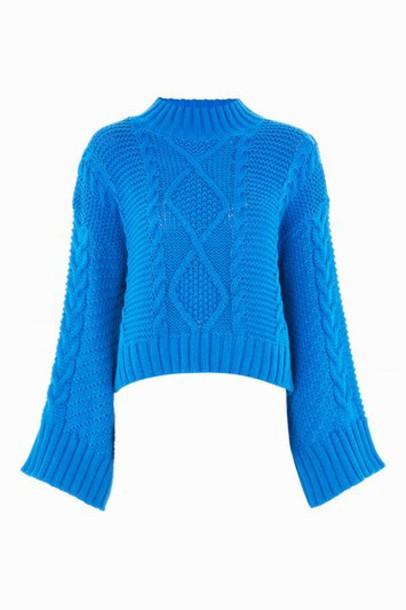 jumper knit sweater