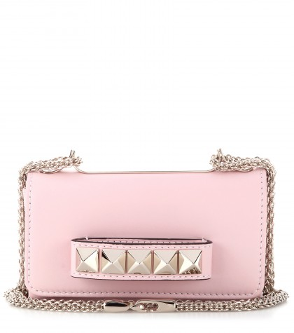 Va Va Voom Small Leather Shoulder Bag ∫ Valentino * mytheresa