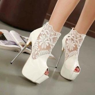 shoes peep toe pumps platform pumps
