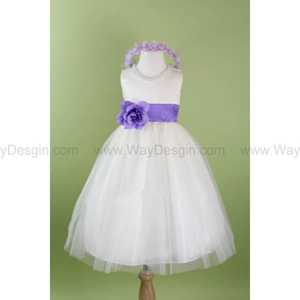 white dress dress white flower girl dress flower girl dress