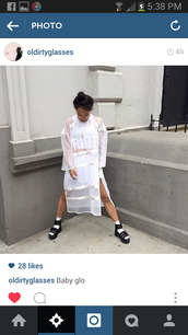 jacket,mesh,shoes,white,mmmm
