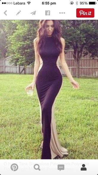 dress black dress nude dress short sleeve slimming dress form dress prom dress long dress