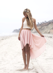 t-shirt,skirt,pink,pretty,white,high low skirt,pastel,beach,tank top,shirt,hat,omg!,dress,pink skirt,white crop tops,cut out white crop tops summer,summer outfits,summer top,5 seconds of summer,flower hairband,hair accessory,long hair,long,fashion,pink dress,sweater,pastel pink high low skirt,girly,outfit,trendy,boho,high low,pastel pink,sheer,top,cute,girly outfits tumblr,cute outfits,nice,nice outfit,summer skirt,flowy,tumblr outfit,tumblr skirt,summer pink,summer,tumblr clothes