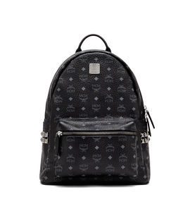 Medium Stark Studded Backpack in Cognac by MCM