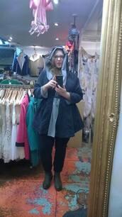trench coat,camden town,hooded,mid-season,jacket