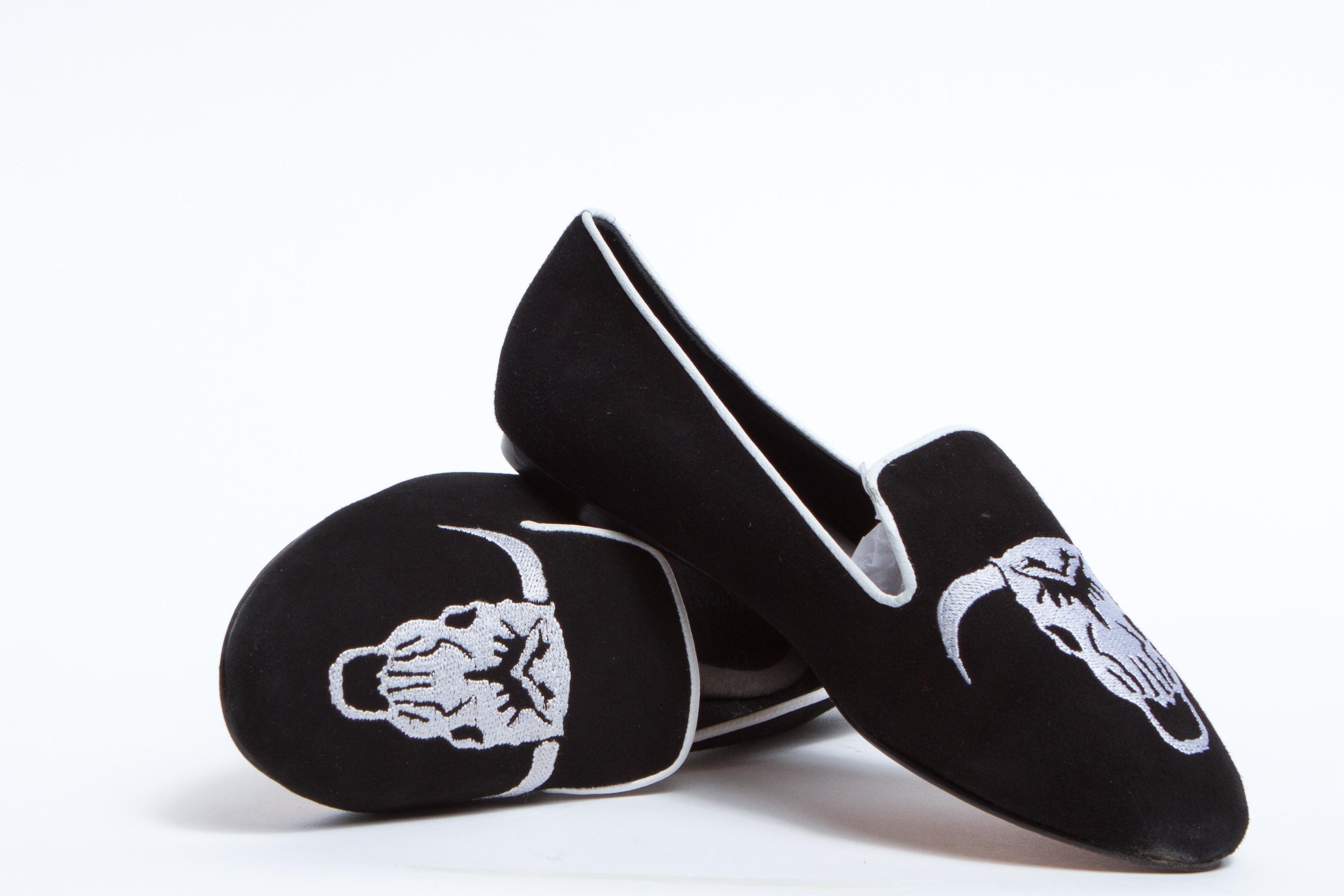 Billy bull slipper