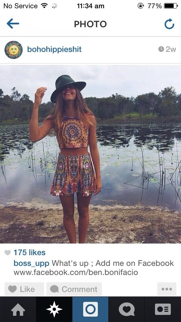 t-shirt shorts festival flowers orange jumpsuit hippie hippie coachella splendour boho indie summer outfit dress