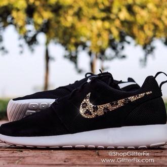 shoes nike running shoes nike shoes nike roshe run leopard snow print shoes rosheruns