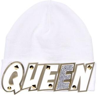 queen beanie