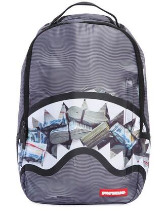 money backpack multicolor bag