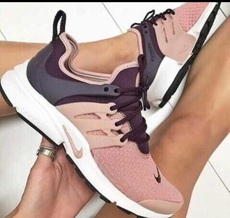 shoes nike presto nike nike prestos nude nude pink presto prestos pink burgundy nike air presto nike air