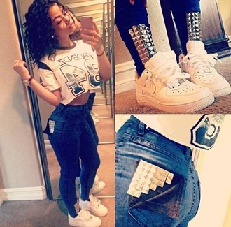 jeans studs nike air force 1 india westbrooks shirt