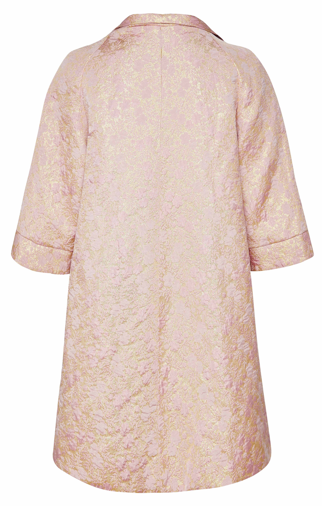 GATOR COAT • PINK BROCADE - House Of Cannon
