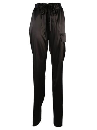 long black pants