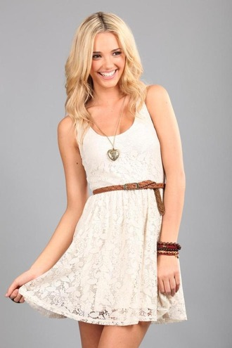 dress cotton on white lace dress lace mini white dress