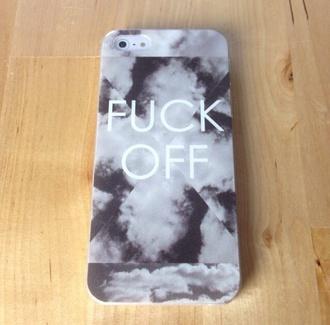 phone case fuck off