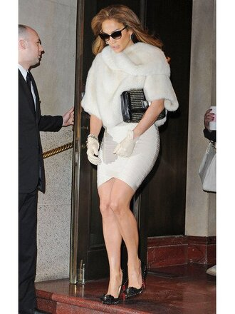 shoes jennifer lopez heels black patent leather pointed toe red bottom stilettos 120 mm so kate pumps knot spikes studs