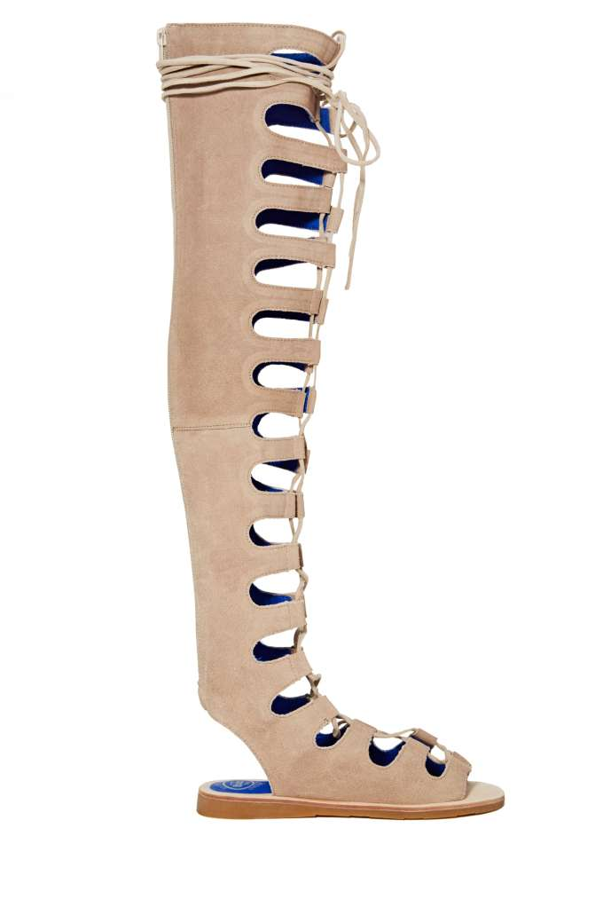 Jeffrey Campbell Olympus Sandal | Shop Sandals at Nasty Gal