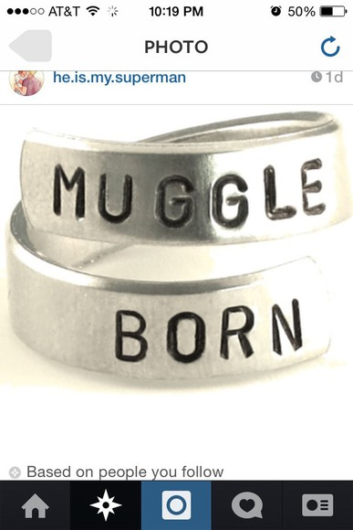harry potter jewels ring