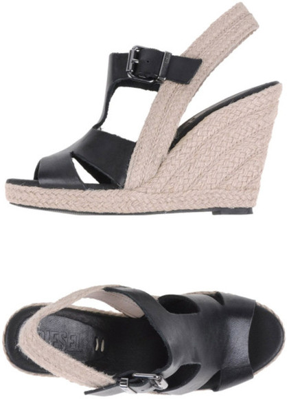 shoes wedge sandals espadrilles