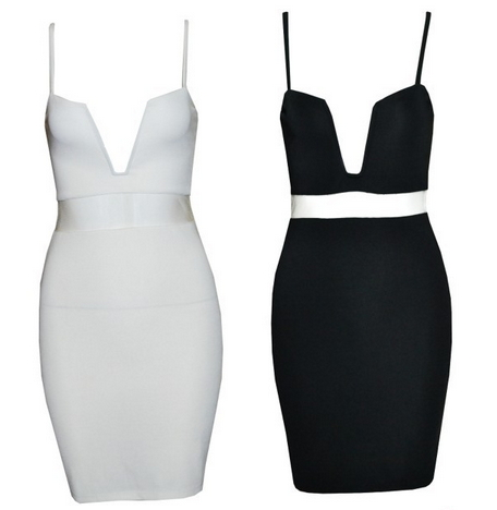 Bustier Pencil Dress