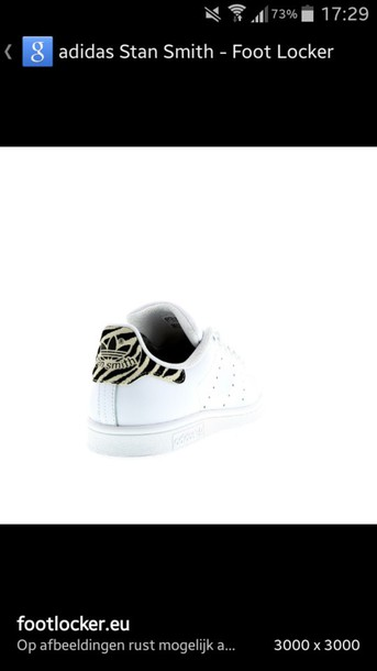 shoes adidas stan smith zebra