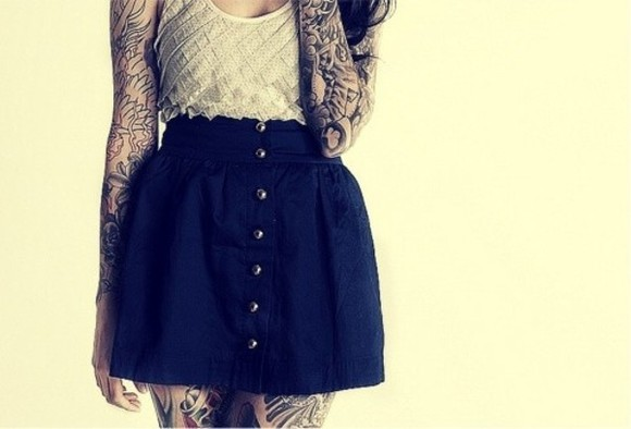 dress lace top dress clothes lace dress white blue skirt lace tank top navy navy skirt white lace tank top