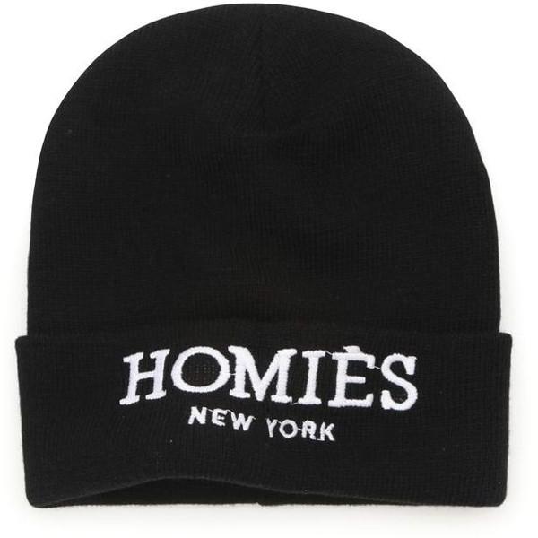Reason Homies Beanie - Polyvore