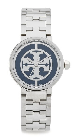 watch silver navy jewels