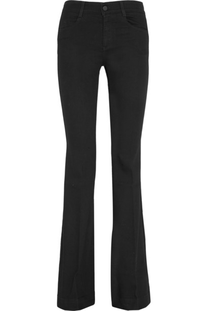 Stella McCartney jeans black
