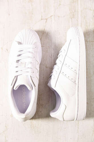 shoes white white shoes sneakers adidas superstar adidas superstars fall outfits back to school