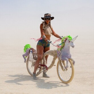 top crop tops nude top burning man burning man clothing shorts short shorts printed shorts hat sunglasses festival music festival round sunglasses white sunglasses boots black boots