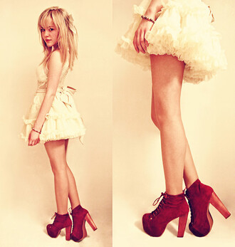 shoes red shoes jeffrey campbell