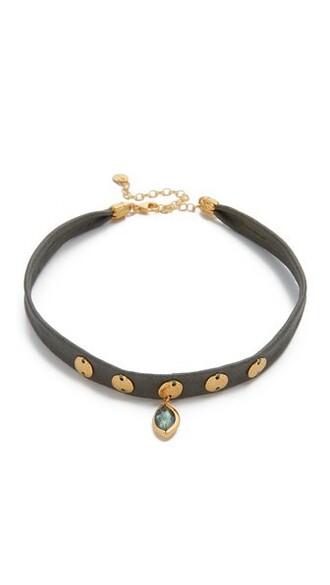 necklace pendant choker necklace jewels