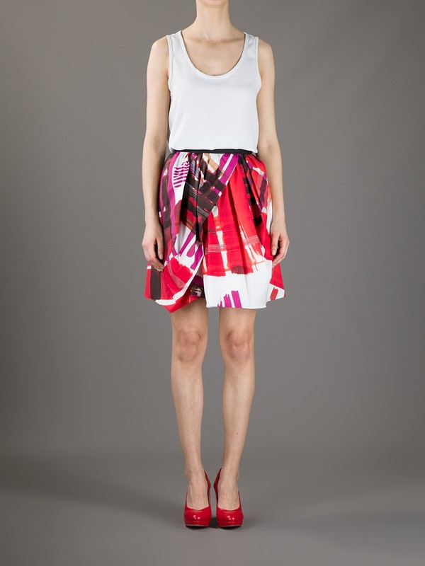 skirt egg a-line skirt a-line