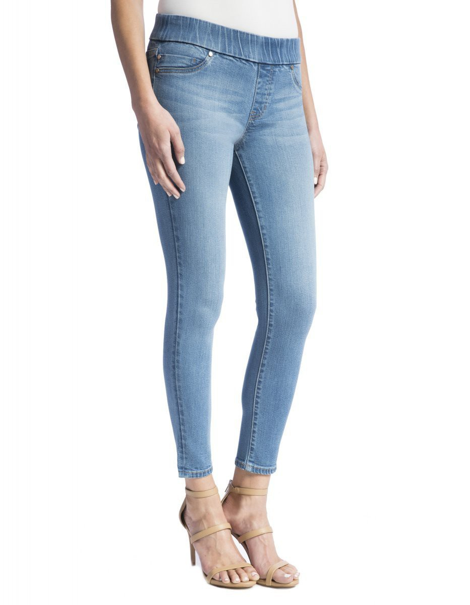Liverpool Sienna Ankle Pull-On Legging jeans