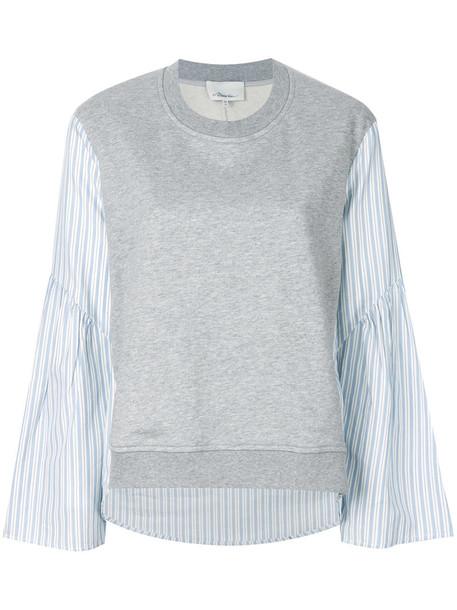 3.1 Phillip Lim sweater women cotton blue