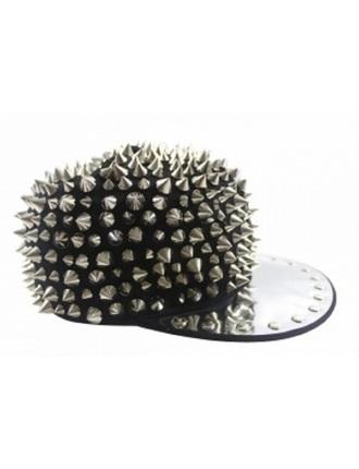 stud hat studs studded hat rihanna