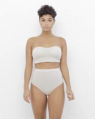 shorts outfit outfit set nude nude outfit nude outfit set high waist bottoms high waisted