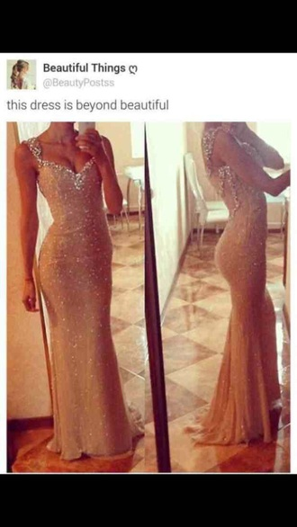dress pink light long long dress sparkle prom prom dress elegant nude nude dress nude color tight bodycon dress pink dress sparkly dress sparkly prom dress elegant long dresses